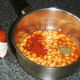 Tabasco sauce is an optional addition to the spicy baked beans