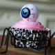 A creepy-crawly cupcake holder.