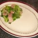 Sauteed bacon, onion and sweetheart cabbage