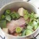 Prepared lamb stock ingredients