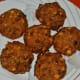 Cabbage fritters (vada)