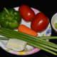 Vegetable ingredients