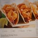 Recipe card photo. The tortillas in this photo are standing up by themselves.