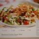 Recipe card of Blackened Chicken Caesar Salad