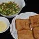 healthy-snacks-chutney-cheese-toast-recipe