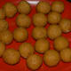 5. Here are the coconut-jaggery balls before the deep-frying.