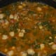 Step eight: Stir cook the curry till you get a thick texture. Adjust the salt.
