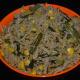 Step 10: Serve hot corn pulao with raita. Enjoy!