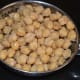 Step one : Soak chickpeas/garbanzo beans in water for 6-7 hours or overnight.