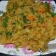 Serve hot khichdi with a teaspoon of ghee on top. Serve with yogurt or raita on the side. Enjoy!