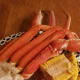 Why not add a few crab legs to the feast?
