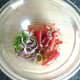Prepared salad vegetables