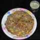 Serve 1–2 hot millet and sweet corn pancakes with a spicy chutney or sauce. Enjoy eating these crunchy pancakes!