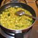Step five: Add a glass of water. Cook till sweet potatoes become soft, not mushy.