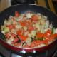 Cooking in progress.