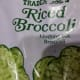Riced broccoli is just broccoli - diced super fine.  It adds a nice thickening agent to the soup but is additionally a super food add-on!