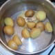 Buttered potatoes