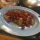 lemon-garlic-marinated-chicken-with-a-madeira-raspberry-sauce