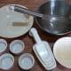 Utensils for Preparing the Eggless Batter