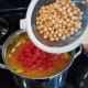 Add the chickpeas,