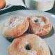 Sugar donuts.