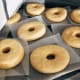 Let the donuts rest for 10 minutes before frying.