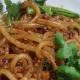 Rice Starch in Dongcai Mushroom Pork sauce
