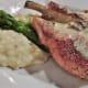 Southern pork chop
