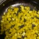 Cook the pineapple in ghee and sugar