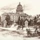 The State Capitol building was finished in 1874.