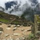 From Machu Picchu its inhabitants could worship their sun god.