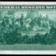 On the back of the 500 Federal Reserve Note is a portrait of De Soto crossing the Mississippi River.