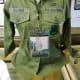Airman Allison Parker Uniform 1985 at Buffalo Soldier National Museum