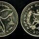 A coin from  Guatemala features a quetzal.