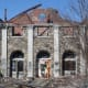 Structures of Letchworth Village Abandoned Insane Asylums