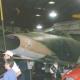 An F-100 at the Paul E. Garber facility, circa 1990.
