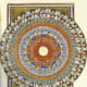 This illumination from Scivias depicts the choirs of angels. Note the similarities to Hindu mandali.