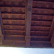 Figure 6: Wooden ceilings in the Weathervane Palace