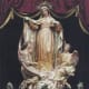 This is a statue of Mary, Star of the Sea, venerated in a church of Sliema, Malta.