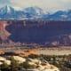 Colorado Plateau at Canyonlands National Park