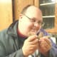 Yes, that's me with morels.
