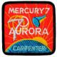 Mission Patch: Scott Carpenter/Aurora 7