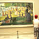 """A Sunday on La Grande Jatte"" (To Show Scale), Georges Seurat"