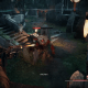 Fighting with the rebels in the Shrine of the Immortals event.
