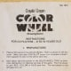 Crayola Crayon Color Wheel Drawing Game Instructions