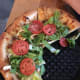 The white German Shepherd pizza is one that had been on my radar for a while, but I didn't try it until recently. It is fantastic! Just think of it as a BLT on a pizza.