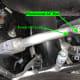 AC charging port leak found at Schrader valve.