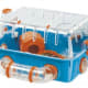 Completely unsuitable for all types of hamster and is only large enough to transport them to the vets and back.