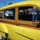 1950 Olds Fururamic 88 with wood trim called a Woodie Car