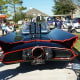 Back of Batmobile